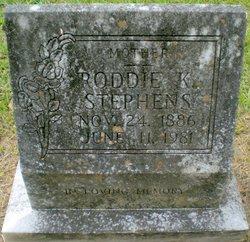 Roddie K. Stephens