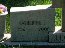 Catherine J <I>Stefan</I> Logue