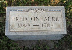 Fred Oneacre