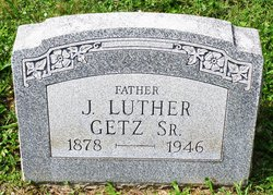 J. Luther Getz, Sr.