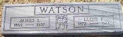Ludie F. <I>Jones</I> Watson