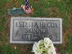 Estella <I>Hecox</I> Skinner