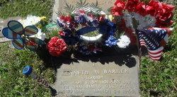 Sgt Kenneth Monroe Barker