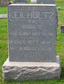 Mary Vada <I>Hott</I> Keilholtz