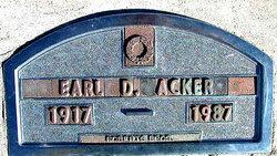 Earl D. Acker