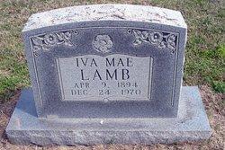 Iva Mae Lamb