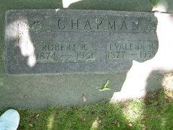 Evalena Marie <I>Gordon</I> Chapman
