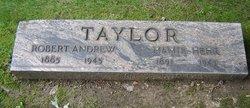 Robert A Taylor
