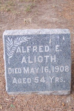 Alfred E Alioth