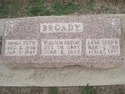 Emma Ruth <I>Friedley</I> Broady