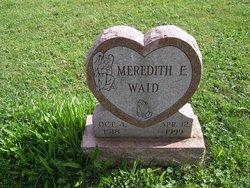 Meredith E. Waid