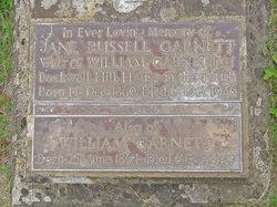 William Garnett