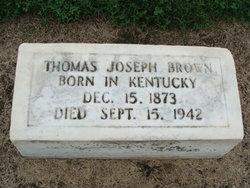 Thomas Joseph Brown