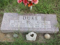 Doris Rea <I>Stacy</I> Duke