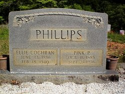 "Cairs Marvin ""Pink"" Phillips"