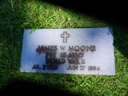 James William Moone