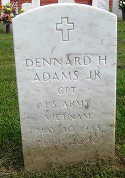 Capt Dennard H. Adams, Jr