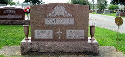 Mary Evelyn <I>Cantrell</I> Caudill