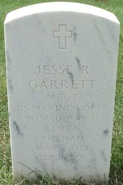 Jesse R Garrett