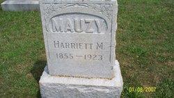 Harriet M Mauzy