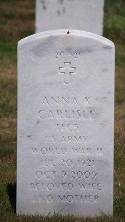 Anna Koehler Carlisle