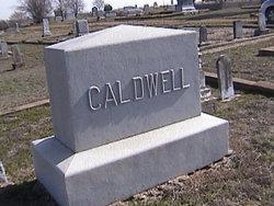 Frances <I>Mosby</I> Caldwell