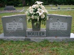 Bertie O. <I>Wiggins</I> Bouler