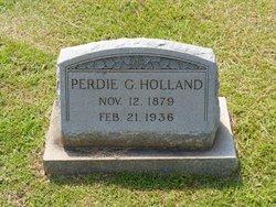 Perdie Grisselda Holland