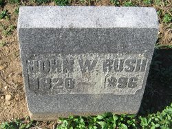 John Wesley Rush