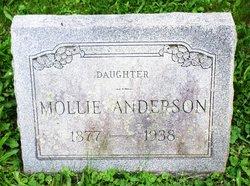 Mollie <I>Wilt</I> Anderson
