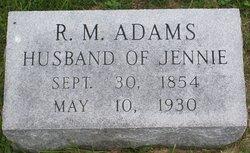 Richard Montgomery Adams