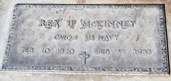 Rex U McKinney