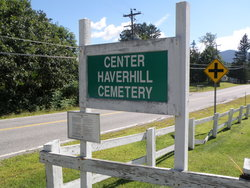 Center Haverhill Cemetery