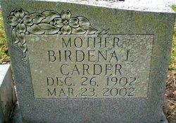 Birdena J. Von Genk-Carder