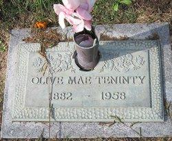 Olive Mae <I>Swathwood</I> Teninty