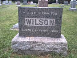 Dr Willis B Wilson