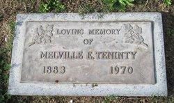 Melville Edward Teninty