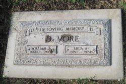 William A DeVore