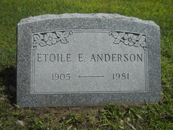 Etoile E Anderson