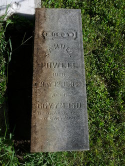 Samuel Powell, Sr