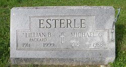 Lillian B <I>Packard</I> Esterle