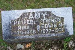 Mina <I>Engle</I> Amy