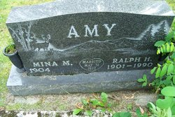 Mina Mae <I>Dowland</I> Amy