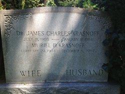 Dr James Charles Krasnoff, Jr