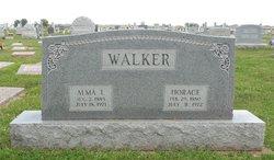 Alma Iris <I>Newlin</I> Walker