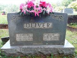 """Mary Elizabeth """"Lizzie"""" <I>Phillips</I> Oliver"""