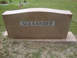 William Harrell Alexander, Jr