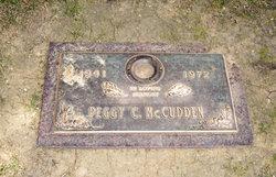 Peggy McCudden