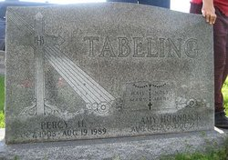 Percy H. Tabeling