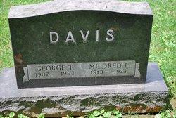 Mildred L Davis